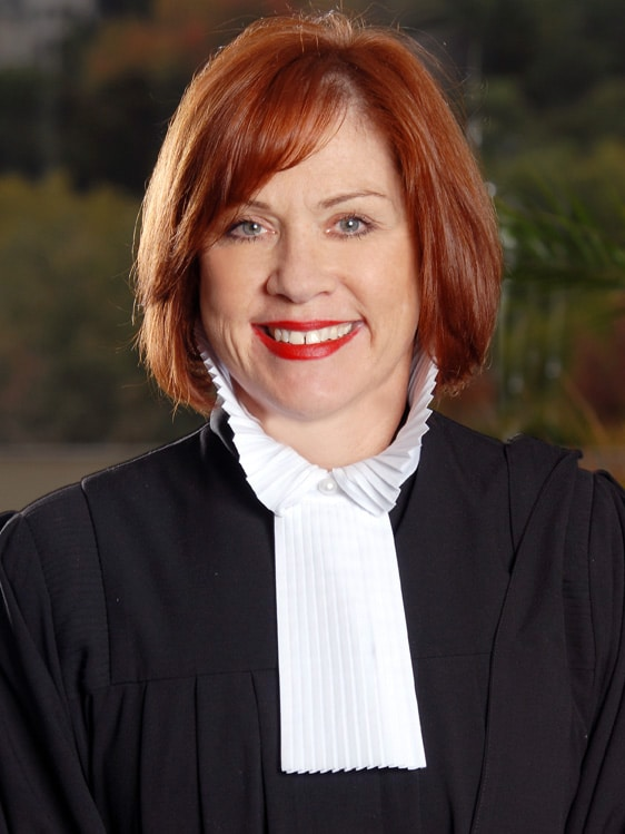 Joan Benson, Montreal Family Lawyer